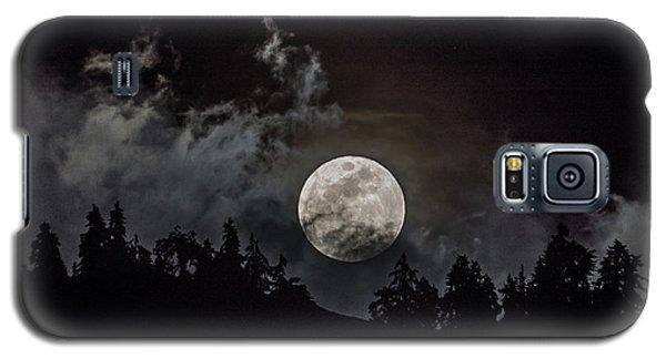 Tahoe Moon Cloud Galaxy S5 Case