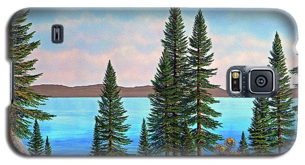 Tahoe Shore Galaxy S5 Case
