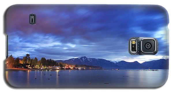 Tahoe Twilight Galaxy S5 Case