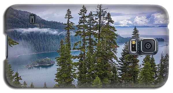 Emerald Bay With Steamboat Galaxy S5 Case