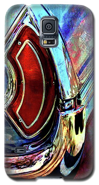 Galaxy S5 Case featuring the digital art Tail Fender by Greg Sharpe