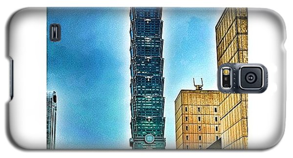 Holiday Galaxy S5 Case - Taipei 101 (chinese: 台北101 / by Tommy Tjahjono