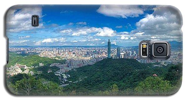 Taipei Panorama Galaxy S5 Case