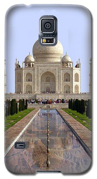 The Taj Mahal - Grand Canyon Mash-up Galaxy S5 Case