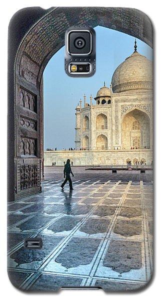 Taj Mahal 01 Galaxy S5 Case