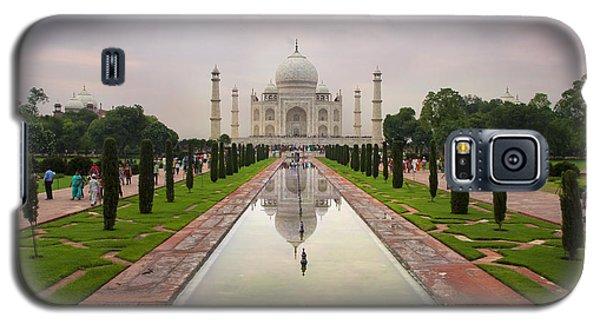Taj Mahal At Sundown Galaxy S5 Case