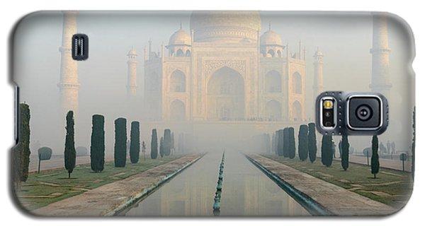 Taj Mahal At Sunrise 02 Galaxy S5 Case