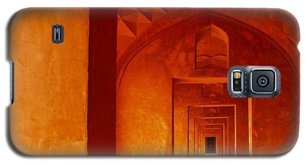 Taj Mahal Galaxy S5 Case by M G Whittingham