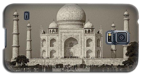 Taj Mahal Galaxy S5 Case by Hitendra SINKAR