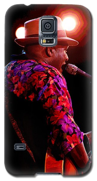 Galaxy S5 Case featuring the photograph Taj Mahal by Jim Mathis