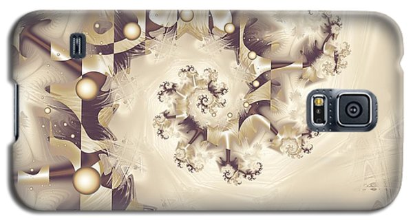 Galaxy S5 Case featuring the digital art Take A Bow by Michelle H