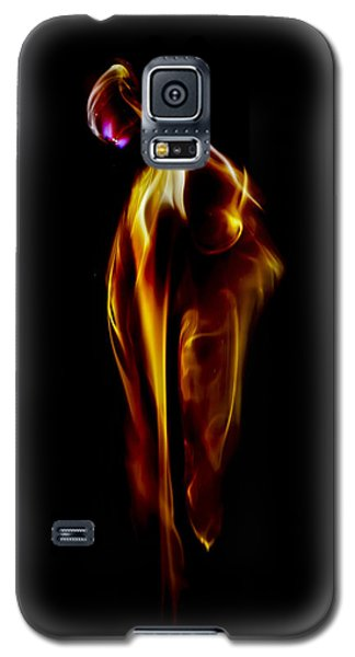 Take A Breath Of Your Light Galaxy S5 Case