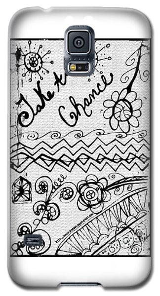 Take A Chance Galaxy S5 Case