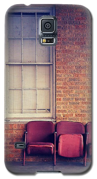 Galaxy S5 Case featuring the photograph Take A Seat by Trish Mistric