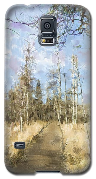 Take A Walk Galaxy S5 Case by Annette Berglund