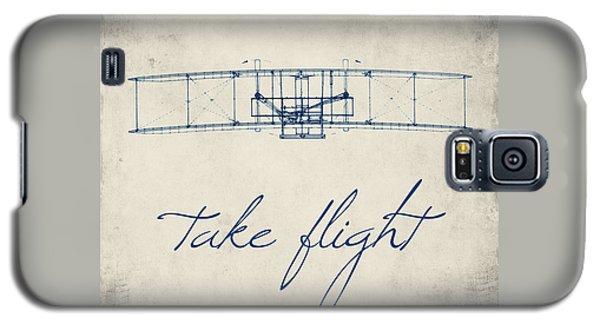 Take Flight Galaxy S5 Case by Brandi Fitzgerald