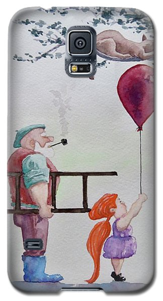 Take It Please Galaxy S5 Case by Geni Gorani