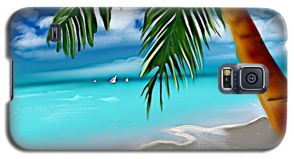 Takemeaway Beach Galaxy S5 Case