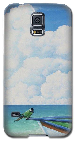Taking A Break Galaxy S5 Case