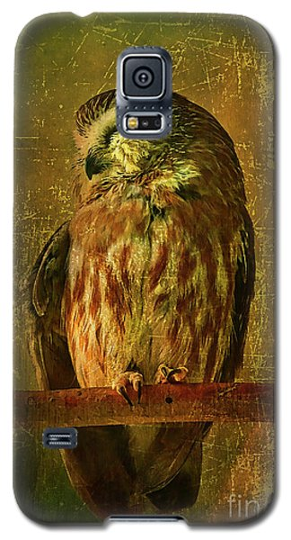 Taking A Snooze Galaxy S5 Case