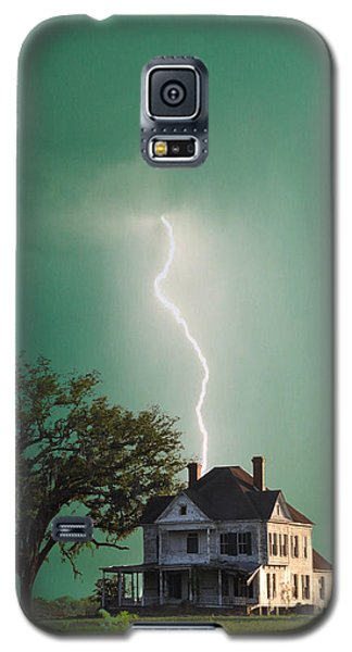 Taking Another Hit Galaxy S5 Case by Jan Amiss Photography