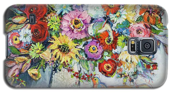 Taking Joy Galaxy S5 Case by Sharon Furner