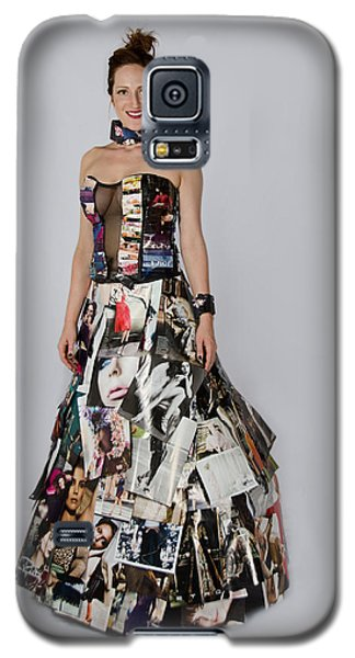 Megan In Gown Galaxy S5 Case