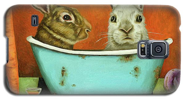 Tale Of Two Bunnies Galaxy S5 Case