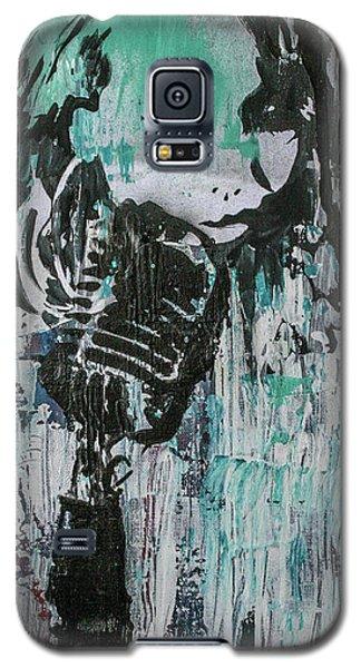 Talk Til We Both Turn Blue Galaxy S5 Case