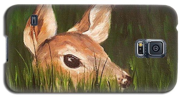 Tall Grass    #63 Galaxy S5 Case