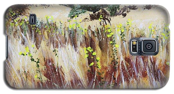 Tall Grass. Late Summer Galaxy S5 Case