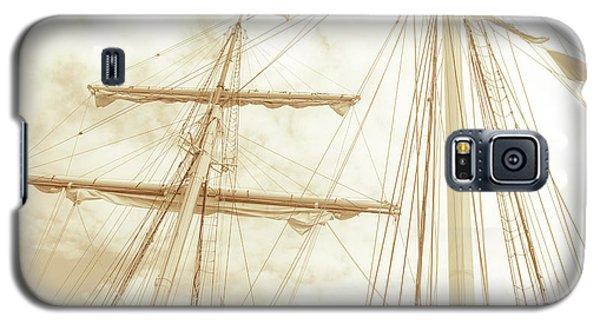Tall Ship - 1 Galaxy S5 Case