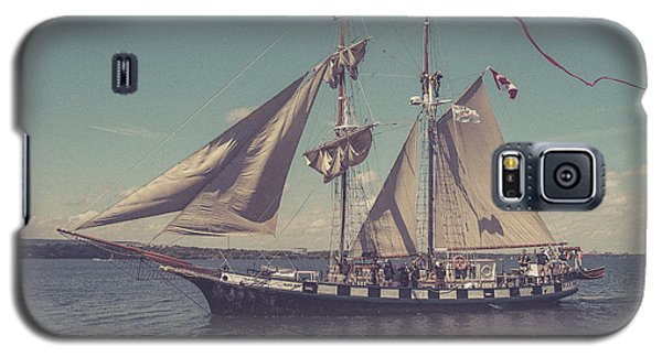 Tall Ship - 4 Galaxy S5 Case