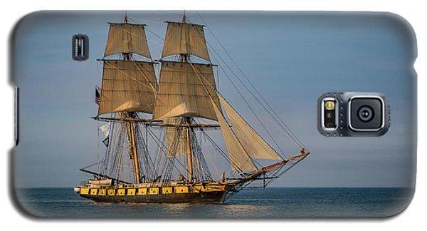 Tall Ship U.s. Brig Niagara Galaxy S5 Case