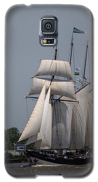 Tall Ships To Nola Galaxy S5 Case