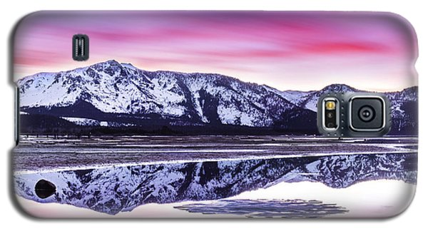 Tallac Reflections, Lake Tahoe Galaxy S5 Case