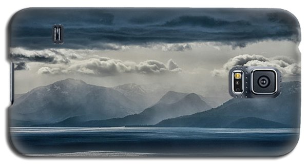 Tallac Stormclouds Galaxy S5 Case