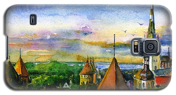 Tallinn Estonia Galaxy S5 Case