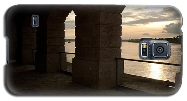 Tamar Estuary Sunset Galaxy S5 Case