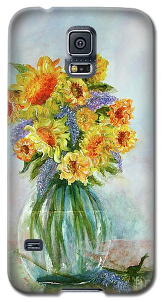 Tammy's Bouquet Galaxy S5 Case