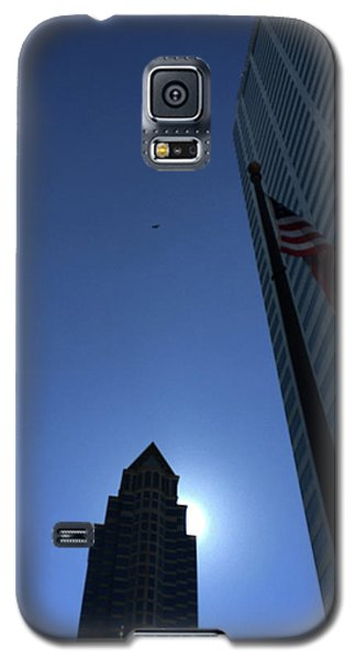 Tampa At Noon On A Monday Galaxy S5 Case
