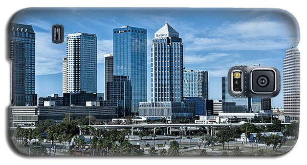 Tampa Bay Skyline Galaxy S5 Case