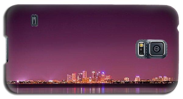 Tampa Bay Skyline Galaxy S5 Case