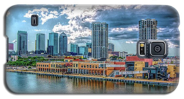 Tampa Florida Skyline Galaxy S5 Case