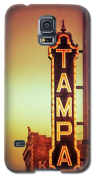 Tampa Theatre Galaxy S5 Case by Carolyn Marshall