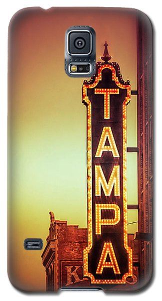 Tampa Theatre Galaxy S5 Case