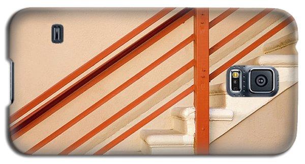 Tan Stairs Venice Beach California Galaxy S5 Case