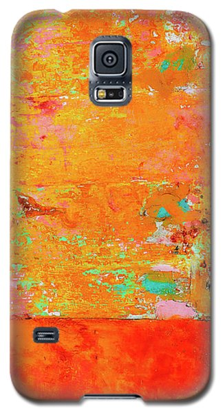 Galaxy S5 Case featuring the photograph Tangerine Dream by Skip Hunt