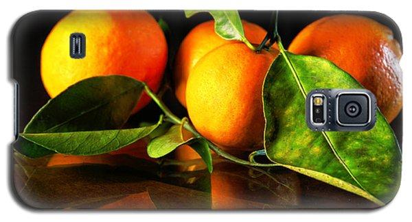 Tangerines Galaxy S5 Case
