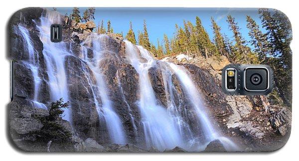 Tangle Falls Galaxy S5 Case by Dan Jurak